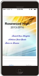 view yearbook on app